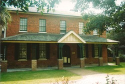 Parramatta Historic Hospital treated with Tech-Dry for rising damp