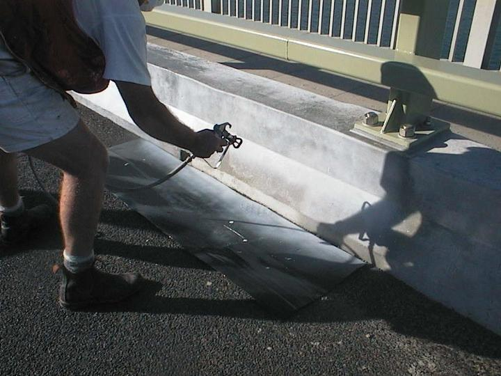 Solid Silane Concrete Protection Sealer - TECH-DRY