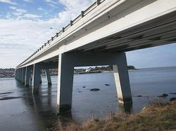 Philip Island bridge protected with Solid Silane 80