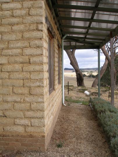 Mud Brick Water Repellent Penetrating Sealer Tech Dry