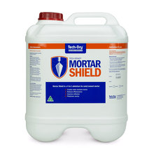 Mortar Shield, mortar waterproofer/plastiser/adhesion - Tech-Dry