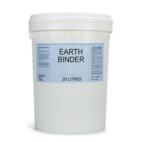 Earth Binder Aqueous & Acrylic Emulsion