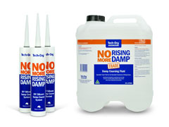 Tech-Dry Rising Damp Solutions